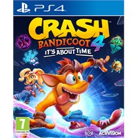 Crash Bandicoot 4 Its About Time PS4